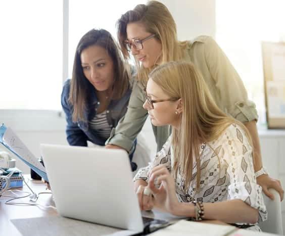 digital agency services women